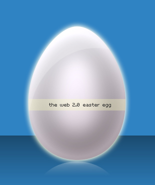 Web 2.0 Easter Egg